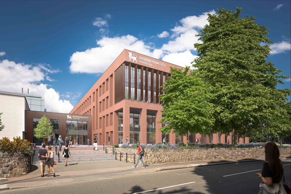 University seals £45m HSBC deal to fund trio of building