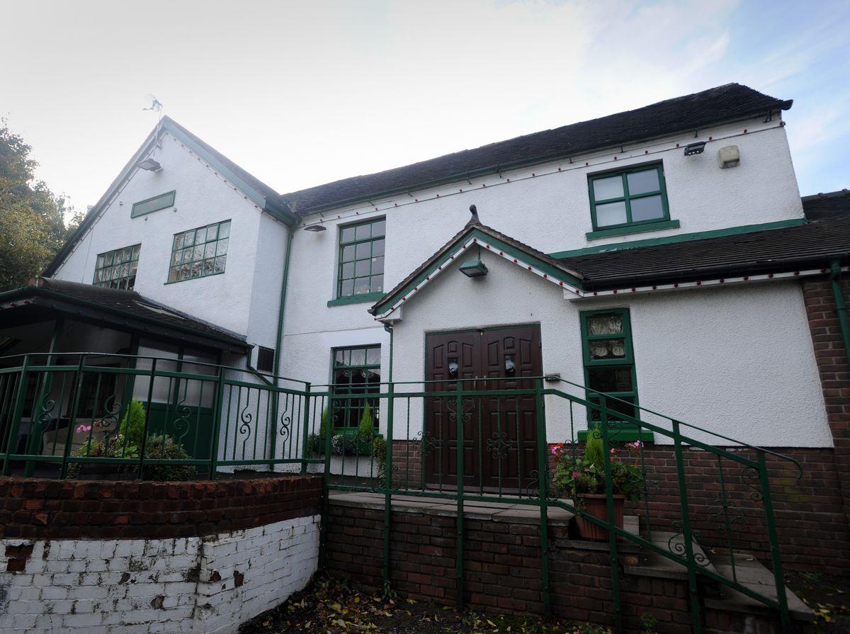 The former Stumble Inn, in Bridgtown, Cannock