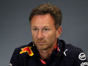 Red Bull team principal Christian Horner claims Lewis Hamilton is playing mind games in his title battle with Max Verstappen