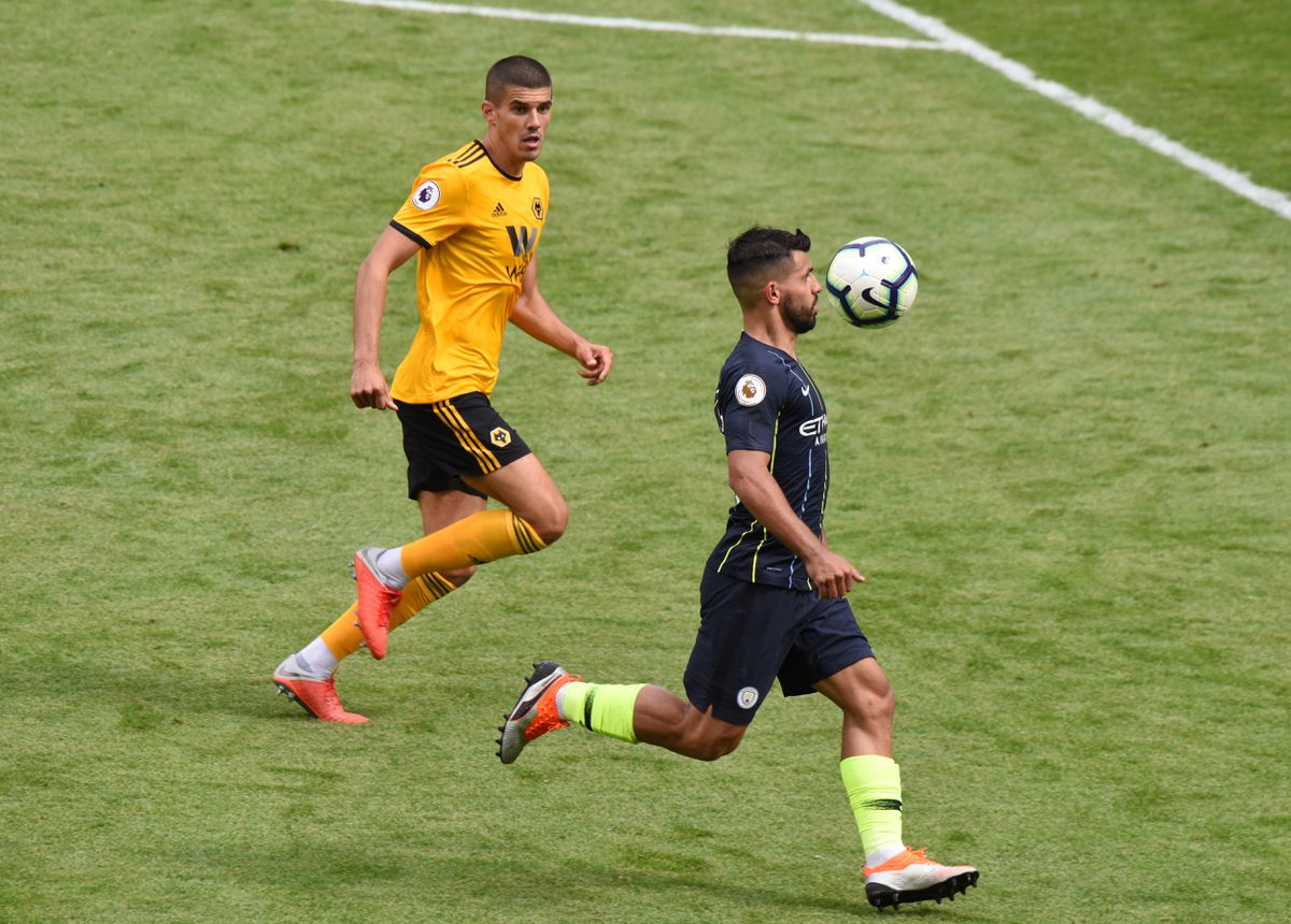 Coady classes Aguero as his toughest opponent (© AMA SPORTS PHOTO AGENCY)