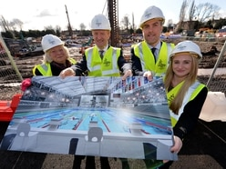 Construction of new Sandwell Aquatics Centre starts ahead of 2022 Commonwealth Games
