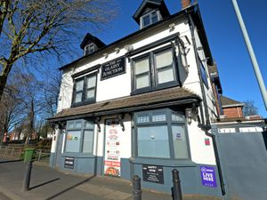 The Glassy Junction pub, Willenhall Road, which has lost its licence