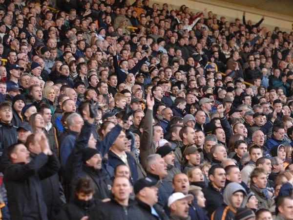 Majority of Wolves fans back safe standing