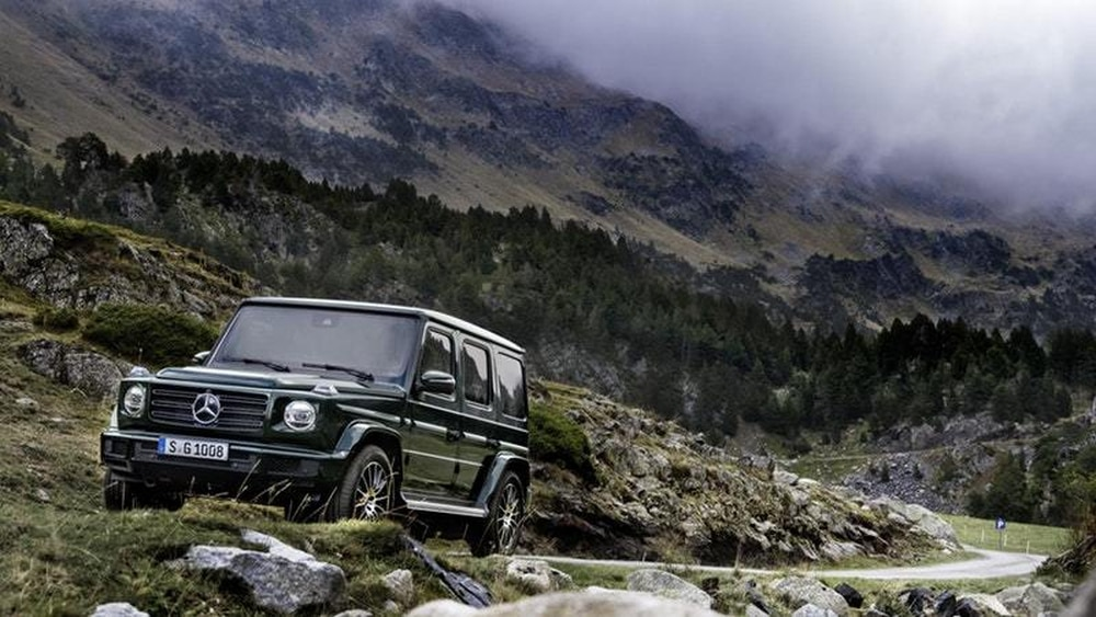 NAIAS 2018: All-new Mercedes G-Wagen retains iconic style