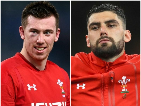 Wales forwards Adam Beard and Cory Hill set to miss opening World Cup game