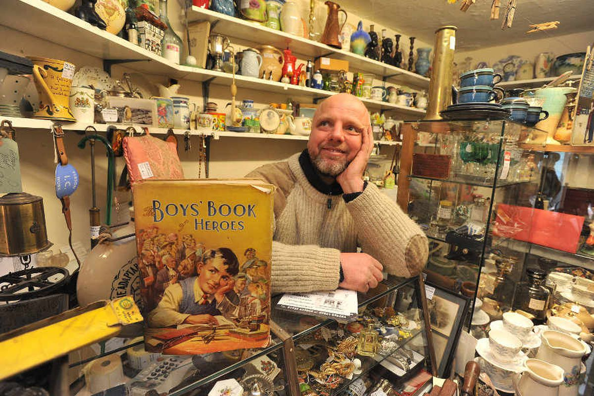 It's birthday time for Walsall's old curiosity shop