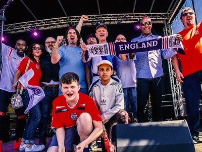 Listen to West Bromwich band WOUNDEDSPiRiT's unofficial World Cup anthem - with video
