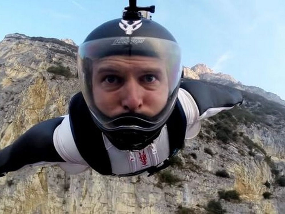 "Tributes to ""amazing"" wingsuit champion from Walsall who died in base jump accident"