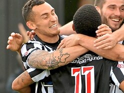 Stafford Rangers have AFC Telford right in their sights