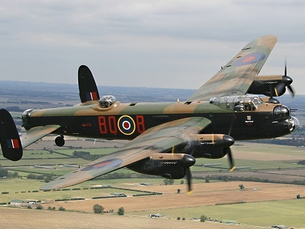 Lancaster flypast and concert will celebrate armed forces in Cosford