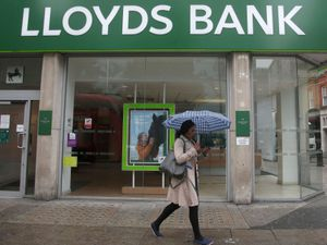 File photo dated 29/05/18 of a branch of Lloyds Bank on Oxford Street, central London, as trade union Unite has said around 780 full-time branch jobs are being axed at Lloyds Banking Group. PA Photo. Issue date: Wednesday February 26, 2020. See PA story CITY Lloyds. Photo credit should read: Yui Mok/PA Wire