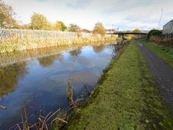 Concern over oily liquid in Walsall canal