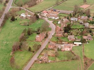The plan for around 3,000 homes centres on land to the west of the village of Tong.