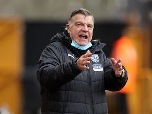 File photo dated 16-01-2021 of West Bromwich Albion manager Sam Allardyce. Issue date: Friday February 12, 2021. PA Photo. Sam Allardyce has challenged West Brom to finally spark an unbeaten run to save them from relegation. See PA story SOCCER West Brom.  Photo credit should read Carl Recine/PA Wire..