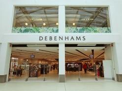 Shares slump as Debenhams issues third profit warning