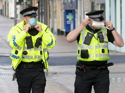 Aberdeen lockdown to be enforced with extra police on streets