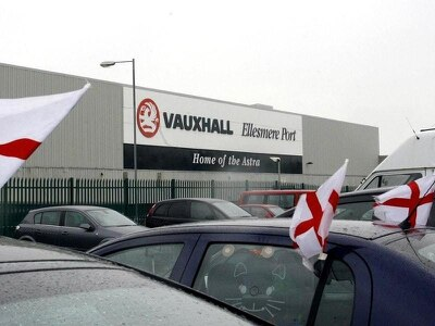 Vauxhall workers kept in the dark over factory future