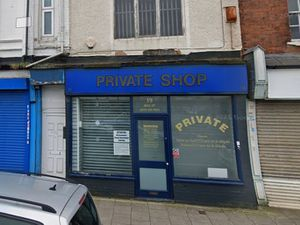 Private Shop in Bull Street, West Bromwich