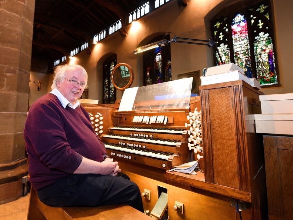 Walsall church hosting armistice concert