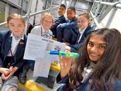 MNA STEM challenge: We've got formula for success - with pictures