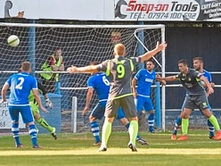 FA Cup qualifying: Boston Town 2 Hednesford Town 0