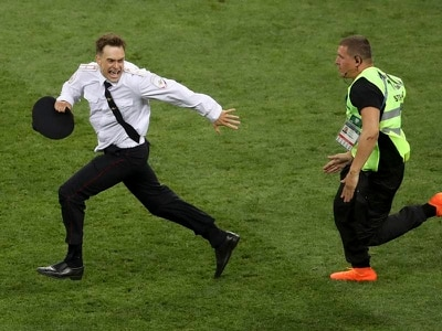 Security stopped 170 pitch invaders at World Cup, claim organisers