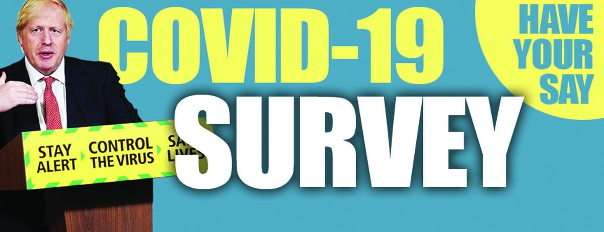 Vote in our Covid-19 survery