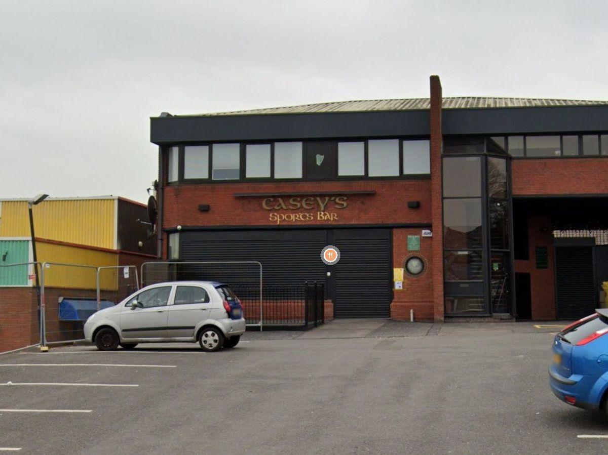 Casey Joe's, in Acocks Green. Photo: Google Maps