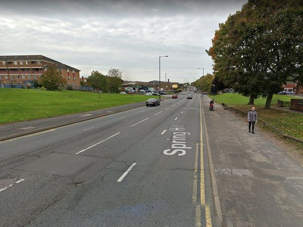 Spring Hill, Winson Green. Photo: Google