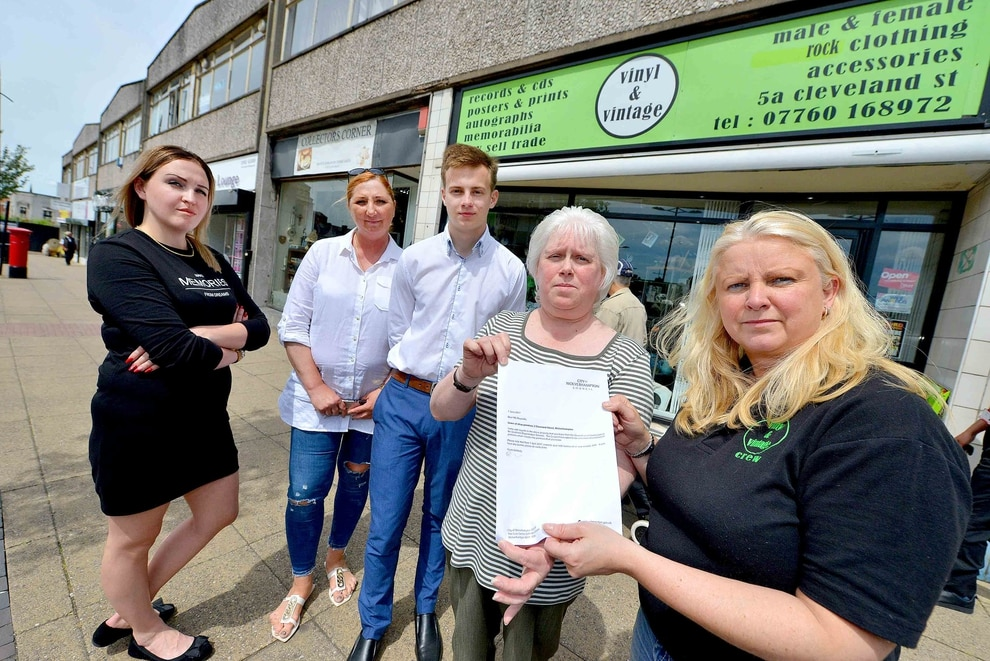 Wolverhampton Traders Up In Arms Over Huge Rent Rises