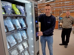 Vending machine company in Walsall adapting machines to dispense PPE