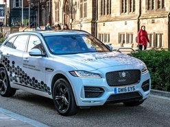 First autonomous cars on the road as Jaguar Land Rover steps up testing