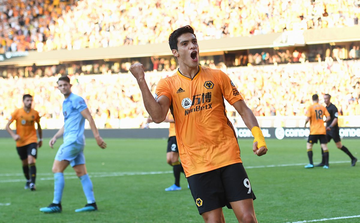 Jimenez struck late for Wolves (© AMA SPORTS PHOTO AGENCY)