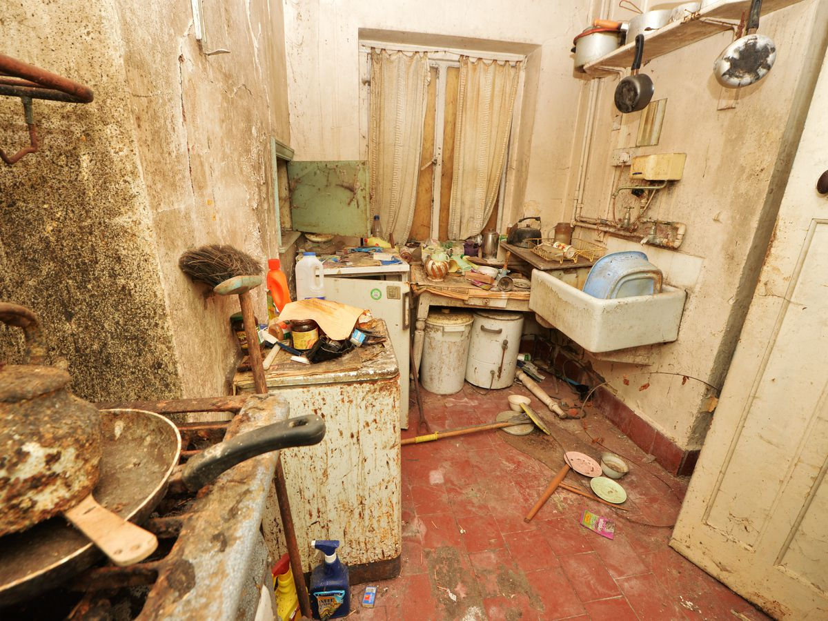 The property has been derelict for more than 13 years