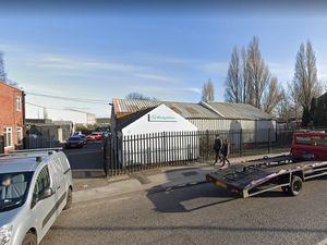 Raybloc, in Willenhall. Photo: Google Maps