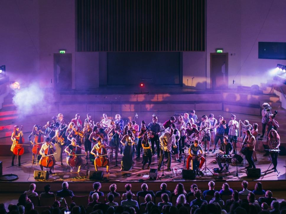 Lichfield, Leek and home city dates for Birmingham's Conservatoire Folk Ensemble