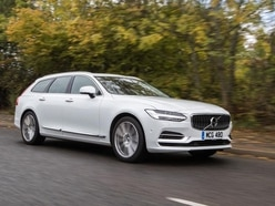 UK Drive: Volvo's V90 T8 oozes electrified appeal