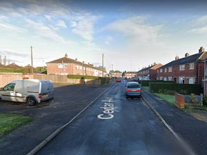 Police were called to the dispute on Cedar Avenue in Brownhills (Image by Google Street Map)