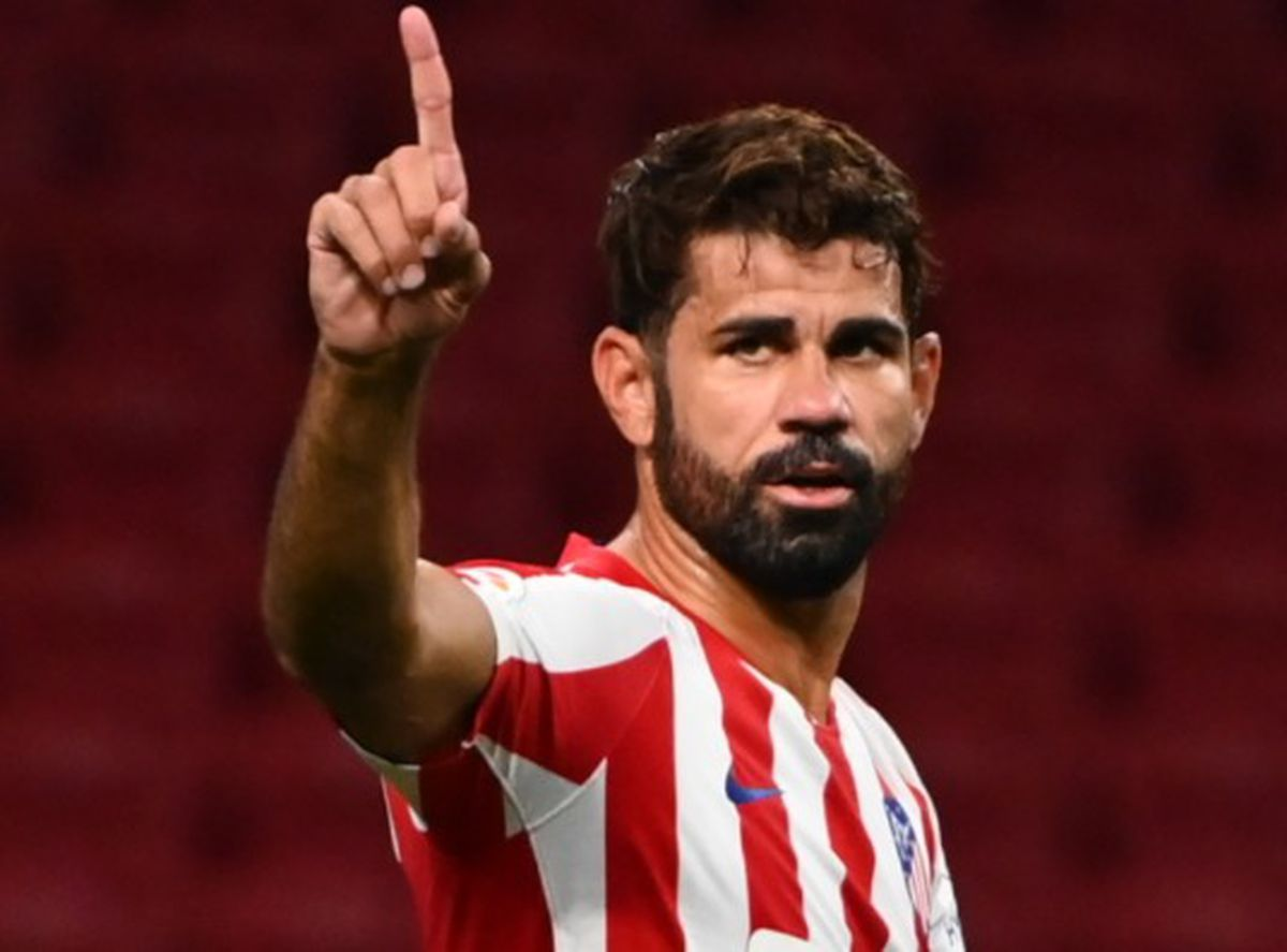 Costa on his way?