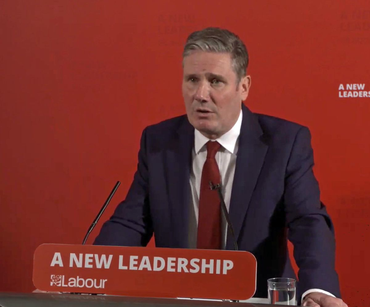 Pressure had been mounting on Sir Keir Starmer to take action against Mr Corbyn