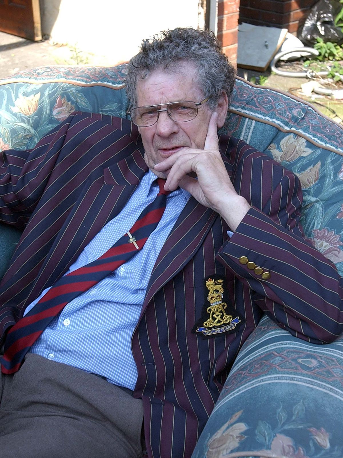 Lew Foley in 2005