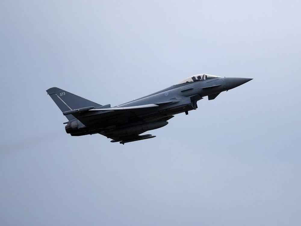 RAF jets intercept Jet2 flight after passenger 'assaults' people on board