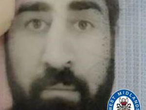 Yaddollah Ghasemi. Photo: West Midlands Police