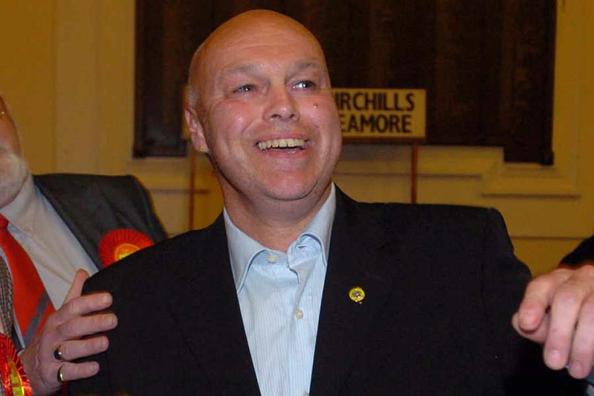 Walsall Council's Labour group leader Tim Oliver dies, aged 56