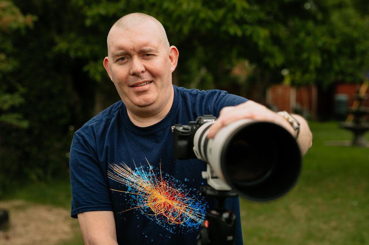 Photographer Paul Murray from Telford
