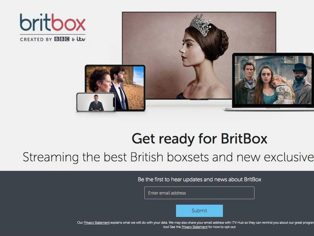 BritBox pricing announced as broadcasters prepare to launch