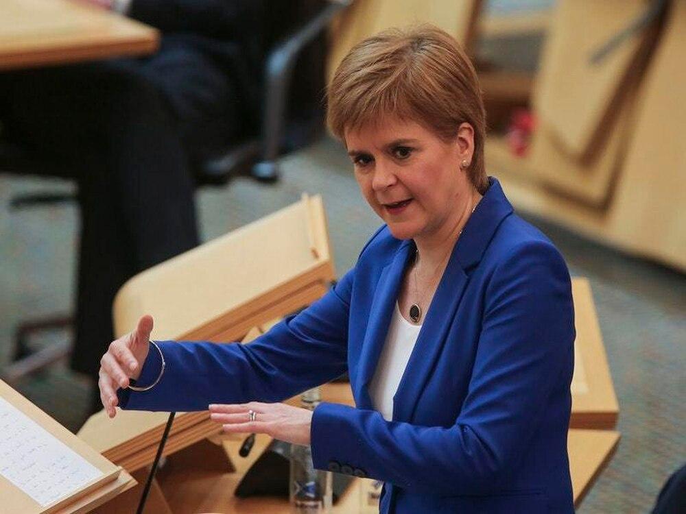Four-phase plan to lift lockdown in Scotland to begin next week