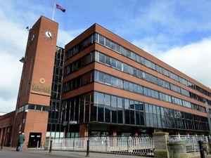 Stafford Borough Council, Civic Centre, Riverside