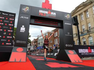 Ironman 70.3 Staffordshire takes place on Sunday, July 18