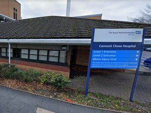 Cannock Chase Hospital